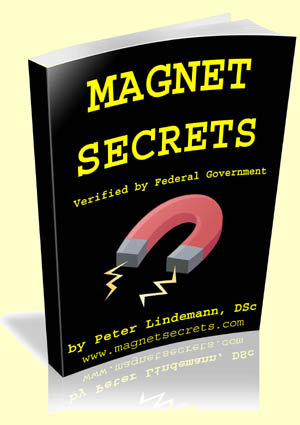 Magnet Secrets by Dr. Peter Lindemann